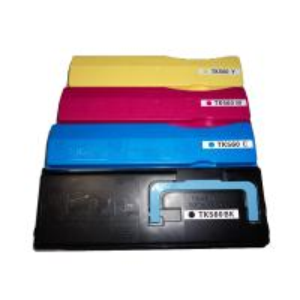 China Compatible Kyocera Color Toner Cartridges TK-560 CMYK factory