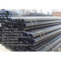 China Precision Grade B Steel Pipe Line Tube , Low Pressure Liquid Delivery line pipe factory