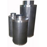 """Buy cheap Hydroponics Inline Fan 12"""" Activated Carbon Air Filter For Soilless Culture House from Wholesalers"""