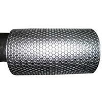 Grain Pattern Steel Embossing Roller For Gravure Printing , Embossing Cylinder