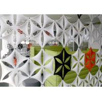 China Modern 3d Acoustic Wall Panels Decorative Interior Wall Cladding  Eco Friendly on sale