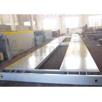 China Red Pallet Weighing Scales , On Board Weighing System For Truck Exchangeability factory