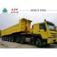 Buy cheap Heavy Duty 100 Tons 6 Axle Tipper Trailer For Manganese Transport in West Africa from wholesalers