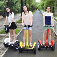 Buy cheap Self Balancing Segway Two Wheel Scooter / Child Segway Scooter Lithium Battery from wholesalers