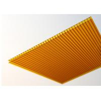 Buy cheap Heat Insulation Polycarbonate Roofing Sheets For Commercial Buildings from Wholesalers