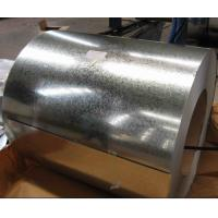Buy cheap Prepainted Hot Dipped Galvanized Steel Coils DX51 SPCC Grade For Boiler Plate from Wholesalers