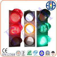 China 200mm Bi-color Countdown Timer with RYG Full Ball on sale