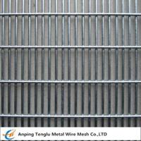 China 358mesh Welded Mesh High Security Fencing|Panel Mesh 3X0.5X8 China Factory on sale