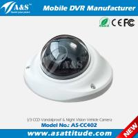 Vandal-proof Sony CCD Night Vision 12V Vehicle Car Camera For Bus/Truck/Trailer DVR