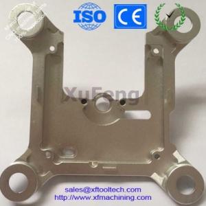 China custom made cnc machine aluminum parts suppliers on sale