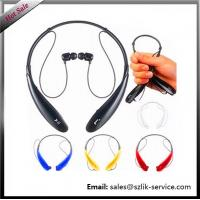 Buy cheap Factory WholesaleTone+ HBS-800 CSR 4.0 Stereo Bluetooth Headset Neckband Sport Bluetooth V4.0+EDR hbs 800 Earphone from Wholesalers