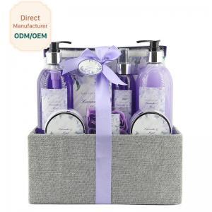 Beauty Body Lotion Gift Sets Volume 30ml 100ml 200ml Customized Shape