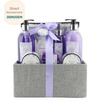Quality Beauty Body Lotion Gift Sets Volume 30ml 100ml 200ml Customized Shape for sale