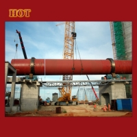 China 1.2-42 tph Rotary Drying Equipment Calcium Aluminates Kiln for cement  production line factory