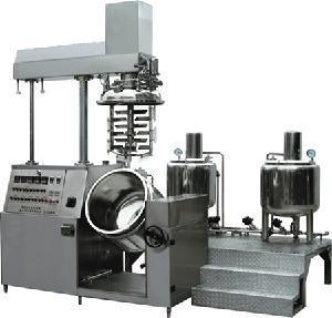 China Vacuum Emulsifying Machine (ZRJ-300L) factory