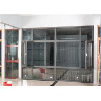 China Impact Resistant Aluminum Glass Window , House Aluminium Sliding Windows factory