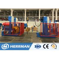 China High Speed Steel Wire Winding Machine , Automatic Cable Winding Machine on sale