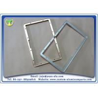 Buy cheap Extrusion Custom Aluminum Fabrication Frame For Electric Appliance / Photo Frame from Wholesalers