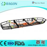 China Sturdy Flexible Emergency Basket Type Stretcher Stainless Steel Safety Belts factory