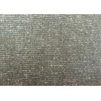 60wool40ployster thin stripe  Color Melton Wool Fabric for all people