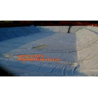 China fish pond liner waterproofing geomembrane fish farming tanks for sale,ASTM Standard HDPE LDPE LLDPE EPDM Pond Liner Geom factory
