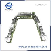 China WAC  2ml series horizontal ampoule forming machine  for pharmaceutical industry factory