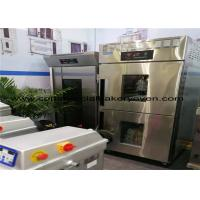 China SS 304 Bread Dough Proofer Microcomputer Touch Control Timing Function on sale