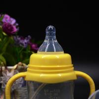 China 2018 BPA free Mother and baby products neonatal wide mouth multi-purpose baby bottle. factory