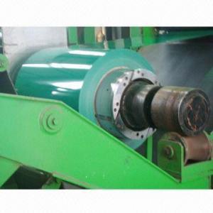 China Prepainted steel coil, 508mm Coil inner diameter factory