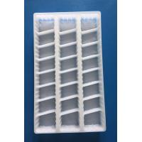 China PP Disposable plastic food tray PP dumping trya with lid white PP food tray with lid FDA EU Approved on sale