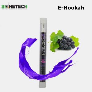 China electronic e shisha hookah 800puffs factory