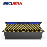 China Vehicle Security Barrier Parking Space Blocker 304 Stainless Steel 3 Years Warranty factory