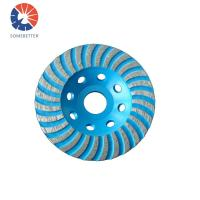 Buy cheap High Pressing Turbo cup Sintered Segments, diamond grinding wheel for stone and concrete from Wholesalers