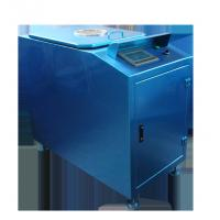 All In One Zinc Flake Coating Machine PLC Touch Screen Control Blue Color