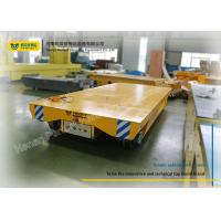 Buy cheap Customized heavy duty mold transfer vehicle for industrial materials transfer from Wholesalers