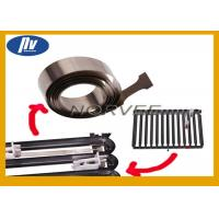 Buy cheap Flat Steel Spiral Spring Variable Force Cigarette Shelf Pusher Springs For Dispenser from Wholesalers