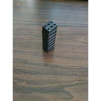 Cheap block 16x6x6 magnetic clasp with black epoxy plating for sale