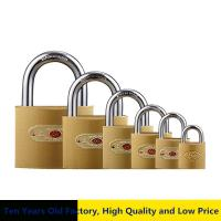 Buy cheap Imitation Copper High Security Padlock IP65 Grade For Household Meter Box from Wholesalers