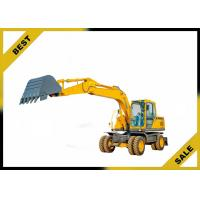 Buy cheap 1.9m³ 13175kg Earth Excavation Equipments , Heavy Equipment Excavator Customized Color from Wholesalers