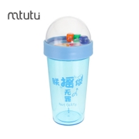 China 16.9oz Kids Dice Game Reusable Water Bottle factory