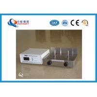 Buy cheap Mine Cable Resistivity Testing Equipment , Electrical Resistance Testing Equipment from Wholesalers