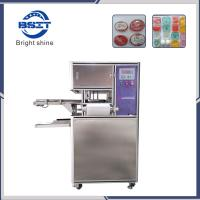China Ht980A automatic bar soap wrapping packing machine by PE Packing Film factory