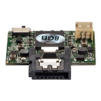 Buy cheap RoHS Industrial Disk On Module With Cable Read 125 MB / S 30 * 29.3 * 8mm from Wholesalers