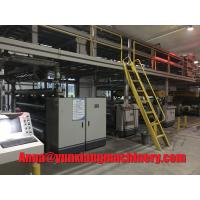 Buy cheap 3/5 Ply 1800MM Corrugated Cardboard Production Line For Cardboard Making from Wholesalers