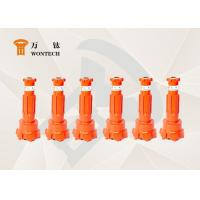 Buy cheap Practical Technology DTH Drill Bit Widely Use In Waterwell And Blasting from Wholesalers