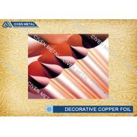 Buy cheap 550mm - 1295mm Width Electrolytic Copper Foil for Printed Circuit Board from Wholesalers