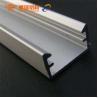 Buy cheap double side aluminum frame led custom light aluminum extrusion profile for led from wholesalers