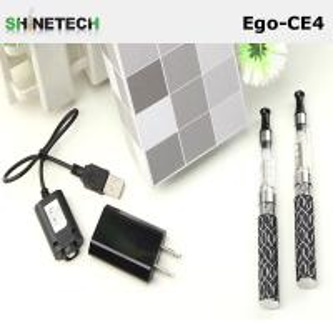China Low price ego ce4 starter kit gift box packing No leak 1100 mah 510thread factory
