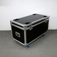 China Custom Shockproof Aluminum Tool Rack Flight Case DJ Flight Case Road Case With Foam Inside on sale