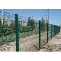 Buy cheap Highway / Road Protection Wire Mesh Fence Security 4.5 Mm ISO Approved from Wholesalers